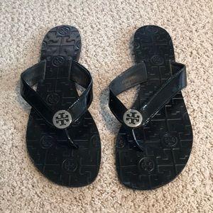 Gently worn Tory Burch sandals